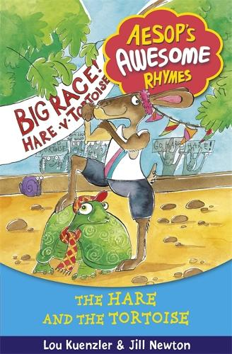 Aesop's Awesome Rhymes: The Hare and the Tortoise: Book 1 - Aesop's Awesome Rhymes (Paperback)