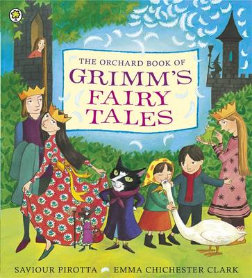 The Orchard Book of Grimm's Fairy Tales (Hardback)