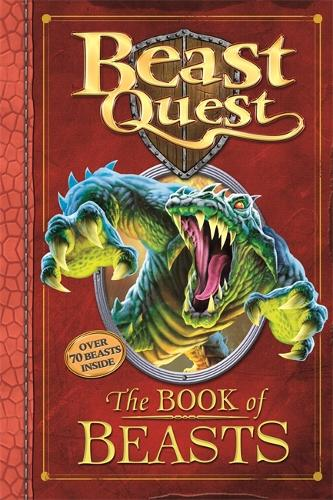 Beast Quest: The Complete Book of Beasts - Beast Quest (Paperback)