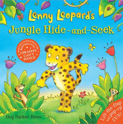 Lenny Leopard's Jungle Hide-and-seek - Lenny Leopard (Hardback)
