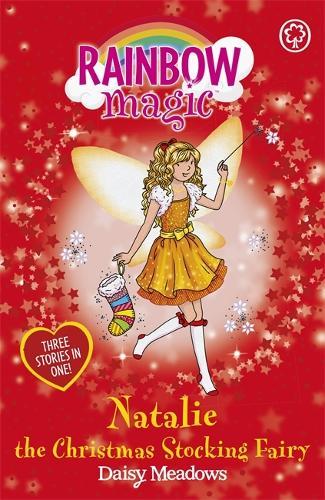 Rainbow Magic: Natalie the Christmas Stocking Fairy: Special - Rainbow Magic (Paperback)
