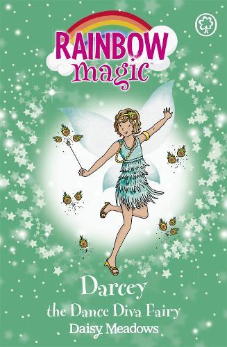 Rainbow Magic: Darcey the Dance Diva Fairy: The Showtime Fairies Book 4 - Rainbow Magic (Paperback)