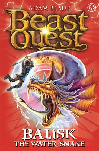 Beast Quest: Balisk the Water Snake: Series 8 Book 1 - Beast Quest (Paperback)