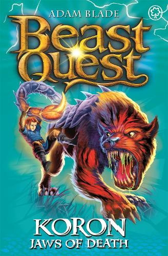 Beast Quest: Koron, Jaws of Death: Series 8 Book 2 - Beast Quest (Paperback)