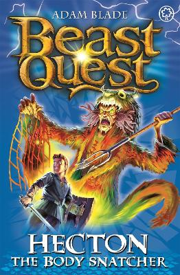 Beast Quest: Hecton the Body Snatcher: Series 8 Book 3 - Beast Quest (Paperback)
