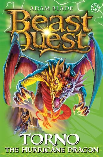 Beast Quest: Torno the Hurricane Dragon: Series 8 Book 4 - Beast Quest (Paperback)