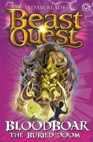 Beast Quest: Bloodboar the Buried Doom: Series 8 Book 6 - Beast Quest (Paperback)