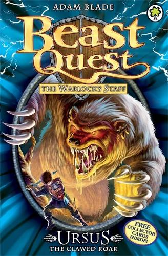 Beast Quest: Ursus the Clawed Roar: Series 9 Book 1 - Beast Quest (Paperback)