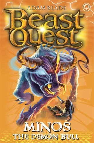 Beast Quest: Minos the Demon Bull: Series 9 Book 2 - Beast Quest (Paperback)
