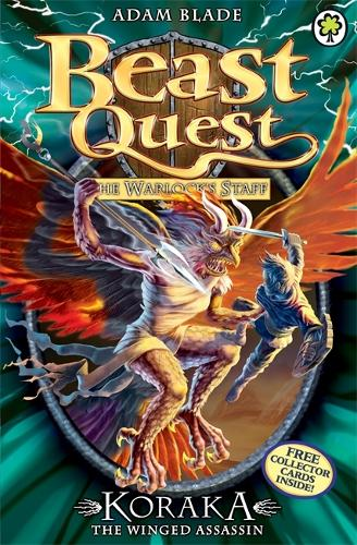 Beast Quest: Koraka the Winged Assassin: Series 9 Book 3 - Beast Quest (Paperback)
