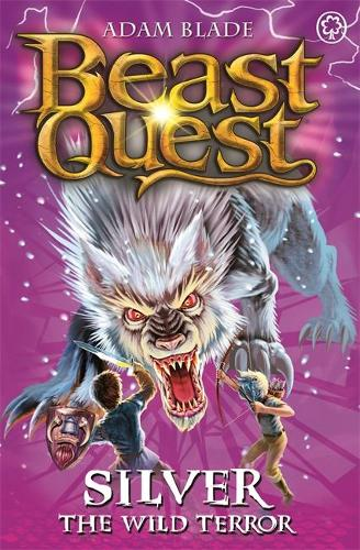 Beast Quest: Silver the Wild Terror: Series 9 Book 4 - Beast Quest (Paperback)