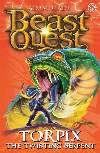 Beast Quest: Torpix the Twisting Serpent: Series 9 Book 6 - Beast Quest (Paperback)