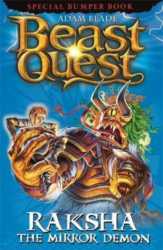 Beast Quest: Raksha the Mirror Demon: Special 8 - Beast Quest (Paperback)