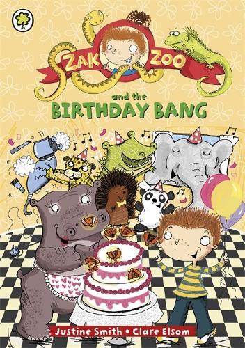 Zak Zoo and the Birthday Bang: Book 8 - Zak Zoo (Paperback)