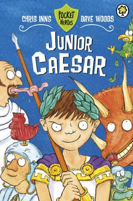 Junior Caesar - Pocket Heroes 4 (Hardback)