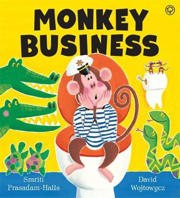 Monkey Business (Hardback)