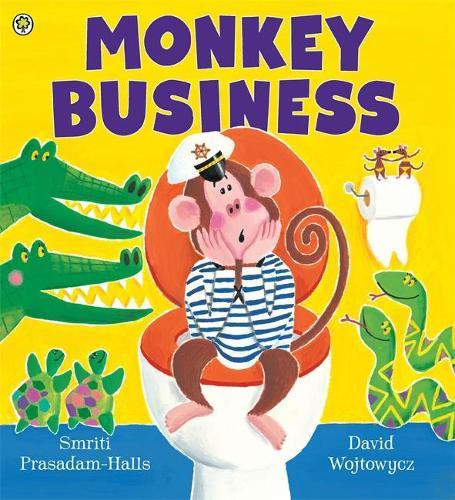Monkey Business (Paperback)