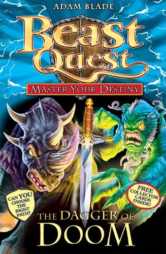 Beast Quest: Master Your Destiny: The Dagger of Doom: Book 2 - Beast Quest (Paperback)