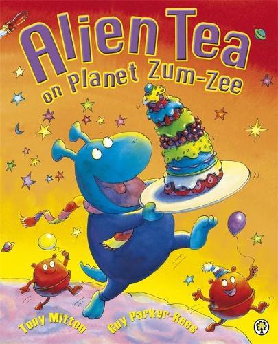 Alien Tea on Planet Zum-Zee (Paperback)