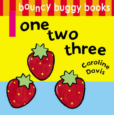 One Two Three - Shimmery Dinkies 7 (Board book)