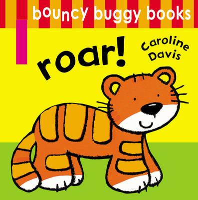 Roar! - Shimmery Dinkies 2 (Board book)