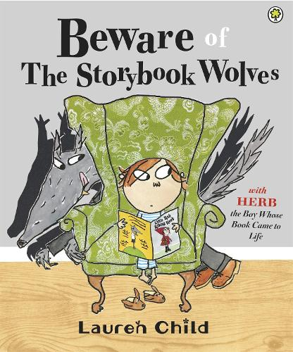 Beware of the Storybook Wolves (Paperback)