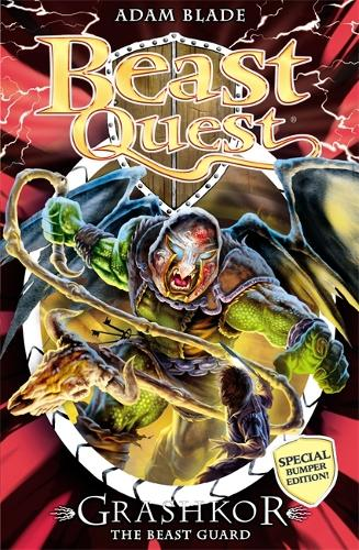 Beast Quest: Grashkor the Beast Guard: Special 9 - Beast Quest (Paperback)