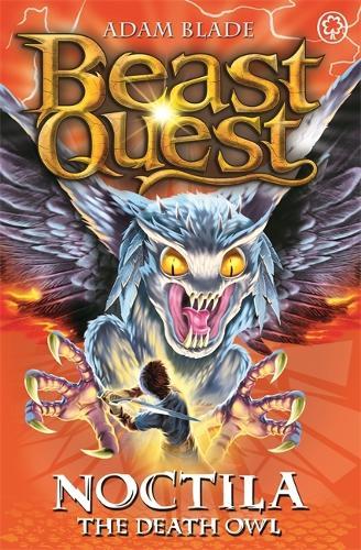 Beast Quest: Noctila the Death Owl: Series 10 Book 1 - Beast Quest (Paperback)
