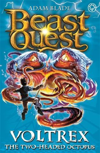 Beast Quest: Voltrex the Two-headed Octopus: Series 10 Book 4 - Beast Quest (Paperback)
