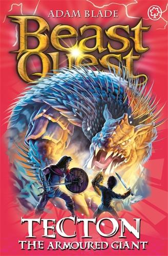 Beast Quest: Tecton the Armoured Giant: Series 10 Book 5 - Beast Quest (Paperback)
