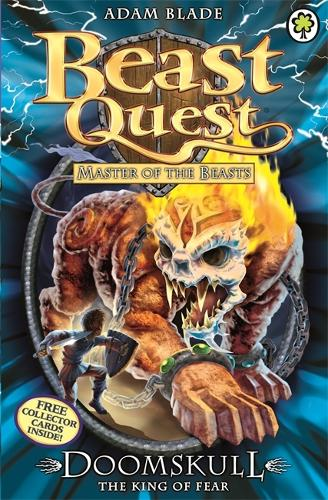Beast Quest: Doomskull the King of Fear: Series 10 Book 6 - Beast Quest (Paperback)
