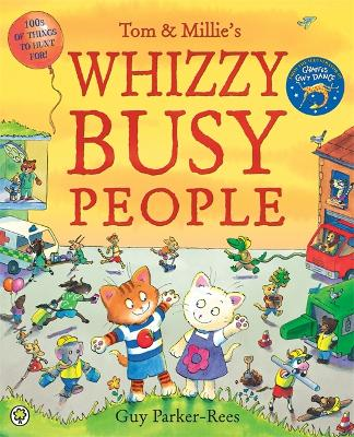 Tom and Millie: Whizzy Busy People - Tom and Millie (Paperback)