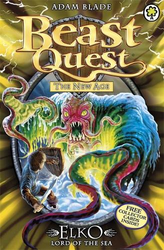 Beast Quest: Elko Lord of the Sea: Series 11 Book 1 - Beast Quest (Paperback)