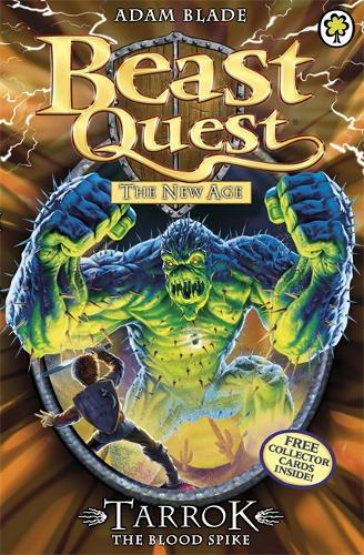 Beast Quest: Tarrok the Blood Spike: Series 11 Book 2 - Beast Quest (Paperback)