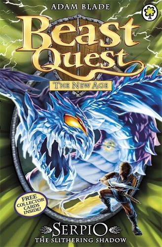 Beast Quest: Serpio the Slithering Shadow: Series 11 Book 5 - Beast Quest (Paperback)