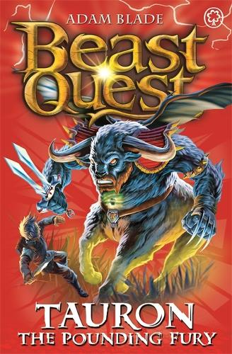 Beast Quest: Tauron the Pounding Fury: Series 11 Book 6 - Beast Quest (Paperback)