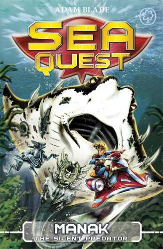 Sea Quest: Manak the Silent Predator: Book 3 - Sea Quest (Paperback)