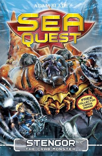 Sea Quest: Stengor the Crab Monster: Special 1 - Sea Quest (Paperback)