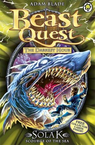 Beast Quest: Solak Scourge of the Sea: Series 12 Book 1 - Beast Quest (Paperback)