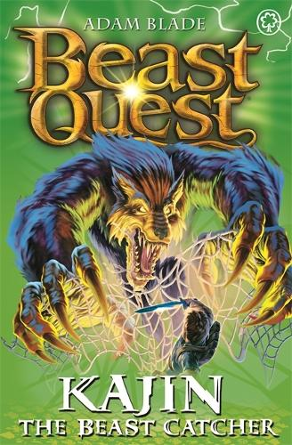 Beast Quest: Kajin the Beast Catcher: Series 12 Book 2 - Beast Quest (Paperback)