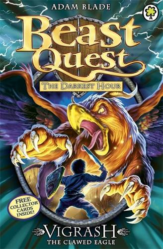 Beast Quest: Vigrash the Clawed Eagle: Series 12 Book 4 - Beast Quest (Paperback)