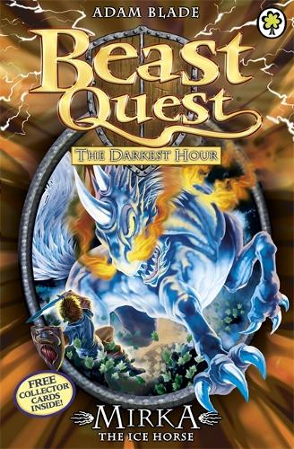 Beast Quest: Mirka the Ice Horse: Series 12 Book 5 - Beast Quest (Paperback)
