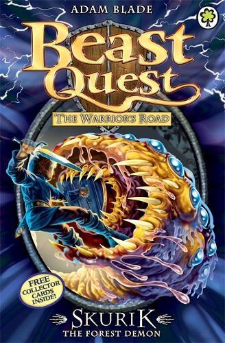 Beast Quest: Skurik the Forest Demon: Series 13 Book 1 - Beast Quest (Paperback)
