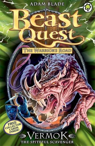 Beast Quest: Vermok the Spiteful Scavenger: Series 13 Book 5 - Beast Quest (Paperback)