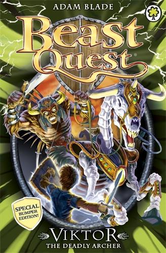 Beast Quest: Viktor the Deadly Archer: Special 11 - Beast Quest (Paperback)