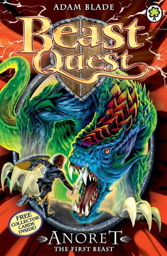 Beast Quest: Anoret the First Beast: Special 12 - Beast Quest (Paperback)