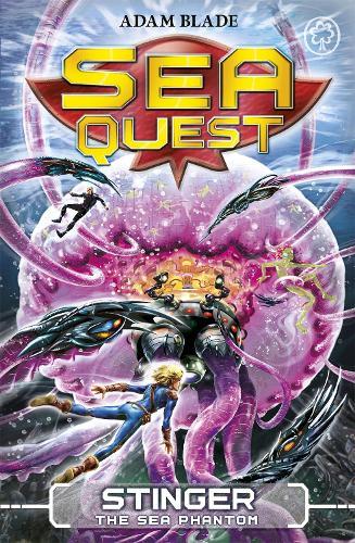 Sea Quest: Stinger the Sea Phantom: Book 6 - Sea Quest (Paperback)