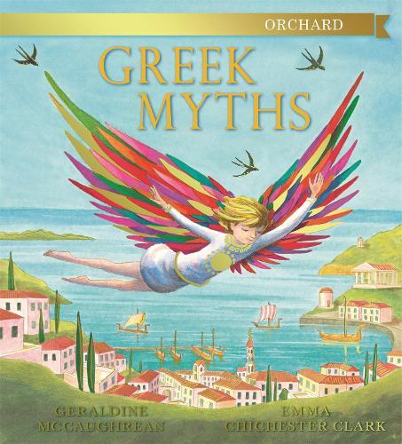 Orchard Greek Myths (Hardback)