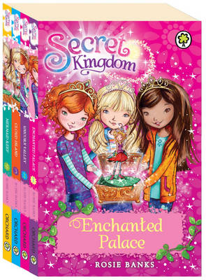Secret Kingdom 1-4 Set (Paperback)