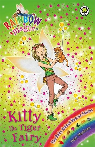 Rainbow Magic: Kitty the Tiger Fairy: The Baby Animal Rescue Fairies Book 2 - Rainbow Magic (Paperback)